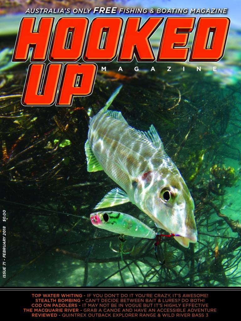 Hooked Up 71 February 2018 Hooked Up Magazine
